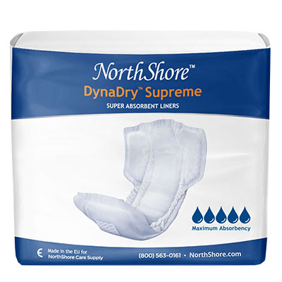 NorthShore DynaDry Supreme Liners