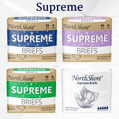 NorthShore Supreme Briefs Image with colors