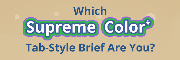 NorthShore Supreme Color Quiz: What Color Are You?