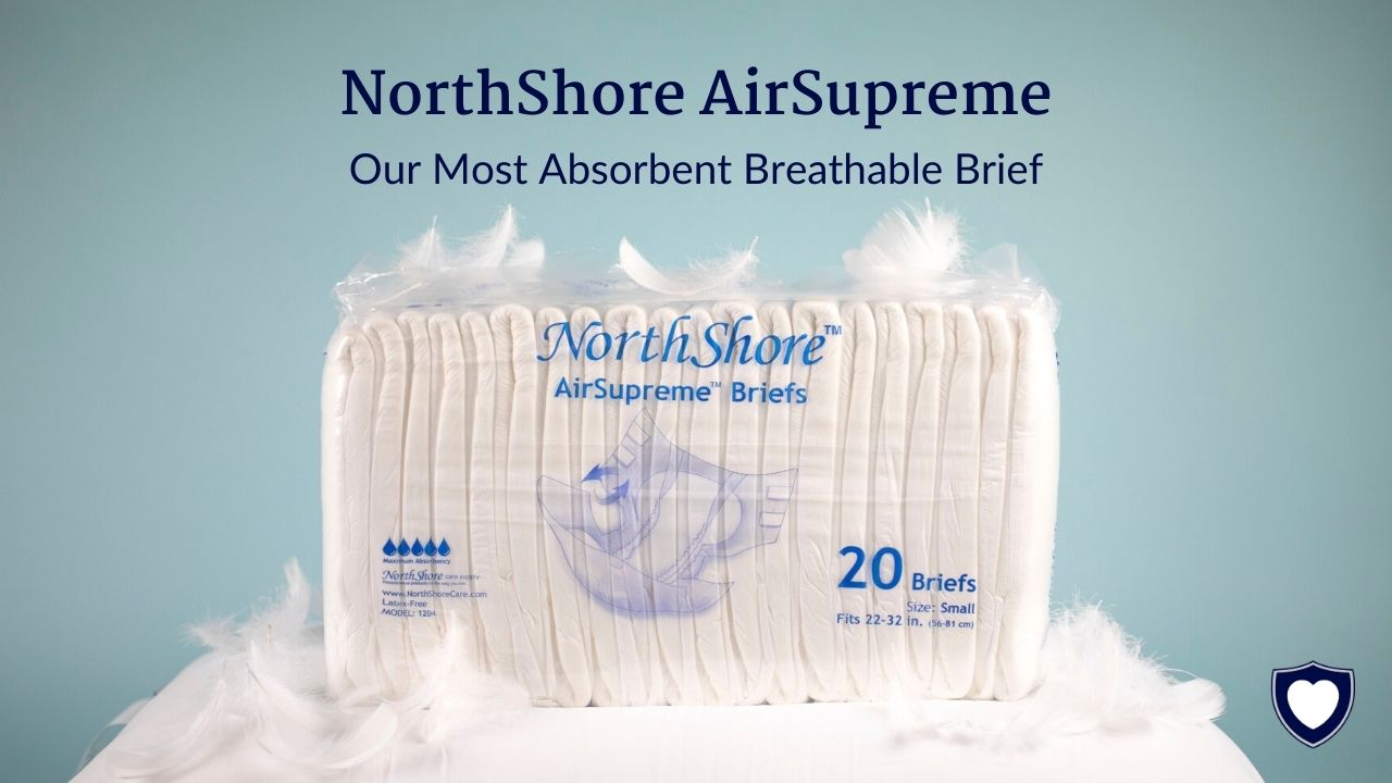 AirSupreme Briefs: Top-Rated Breathable Adult Diapers
