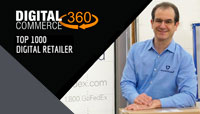 Founder of NorthShore Adam Greenberg featured with Digital Commerce 360