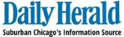 Daily Herald logo on NorthShore Media Mentions page
