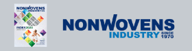 Nonwovens Industry March magazine and NonWovens logo