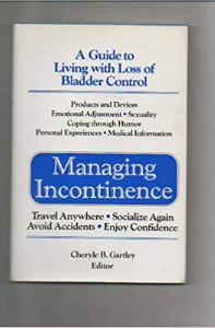 Front cover of A Guide to Living with Loss of Bladder Control