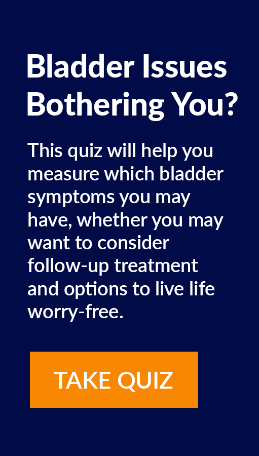 Bladder Health Quiz