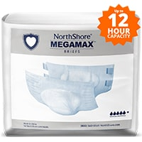 NorthShore MEGAMAX Briefs