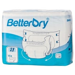 BetterDry Tab-Style Briefs