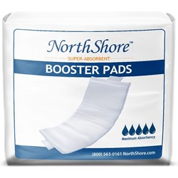 NorthShore Booster Pads & Contoured Diaper Doublers