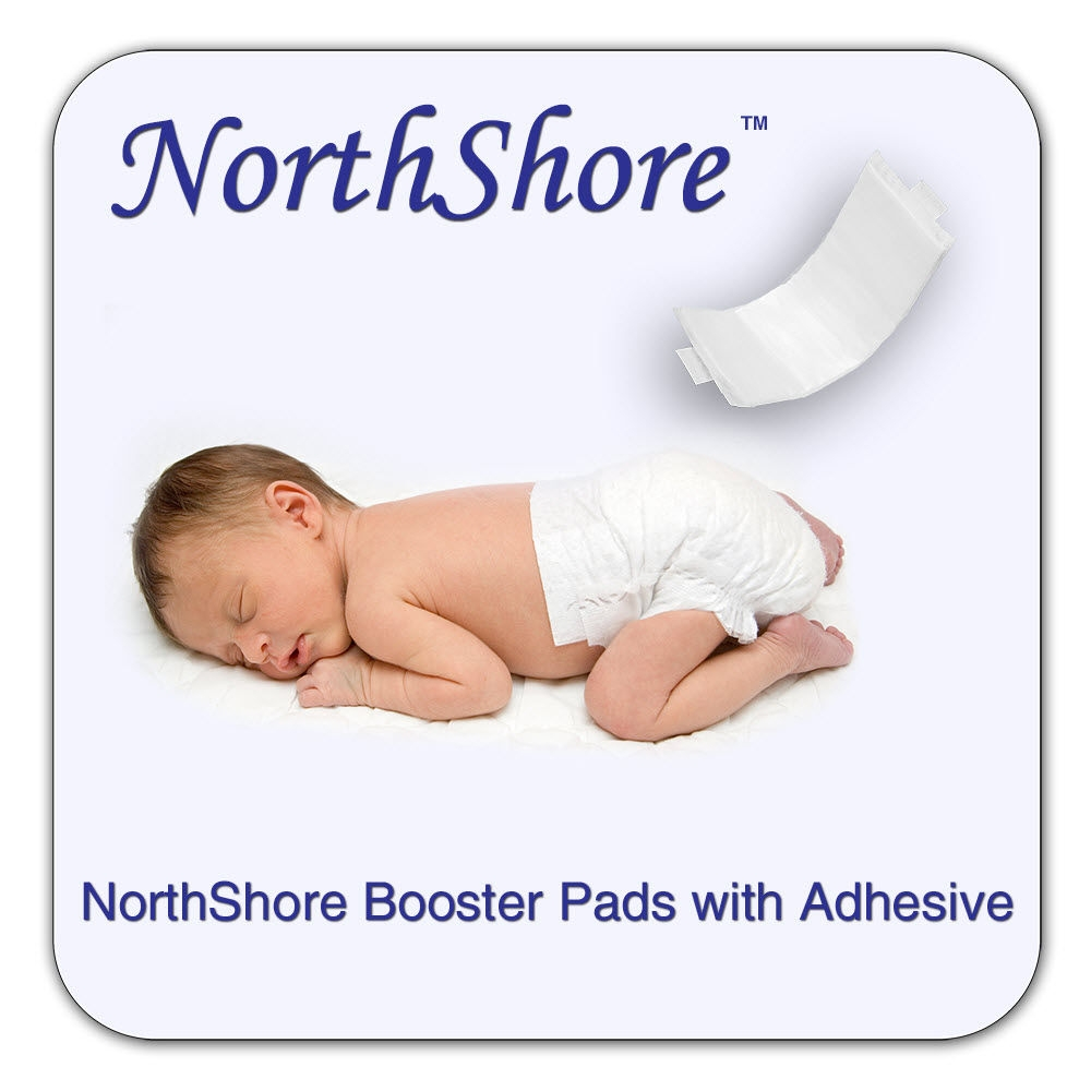 NorthShore Baby Booster Pad Diaper Doublers