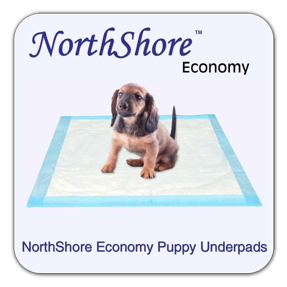 NorthShore Economy Puppy Pads