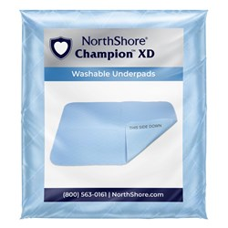 NorthShore Champion XD Washable Underpads