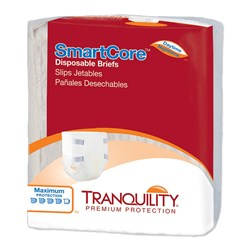Tranquility SmartCore Breathable Tab-Style Briefs