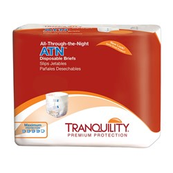 Tranquility ATN (All Thru the Night) Tab-Style Briefs